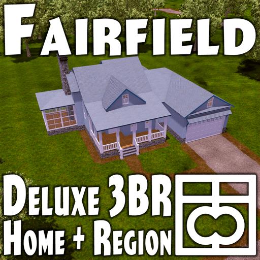 Fairfield Deluxe Home & Region