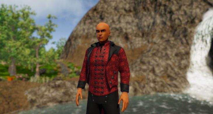 BlakOpal Levant Suit