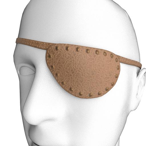 Eyepatch Tan