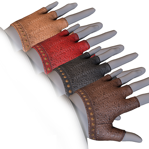 Antilles Pirate Gloves