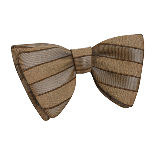 Tie Stripe Brown