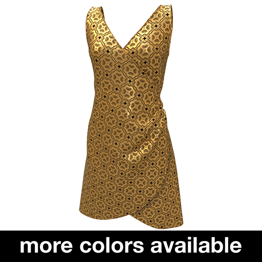 Mirabelle Wrap Dress