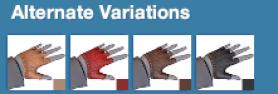 Alternate Variations
