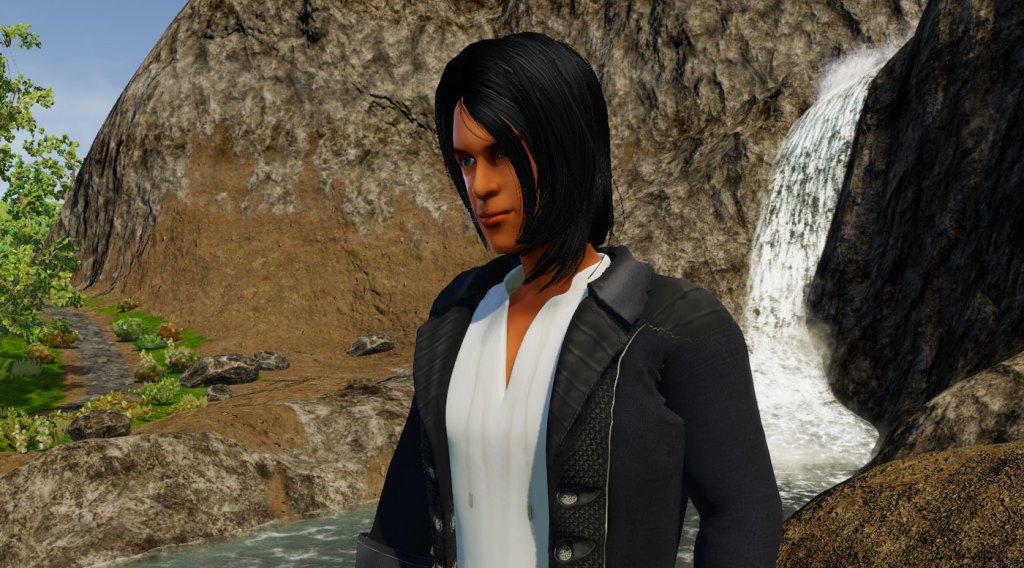 Rogue Pirate Waterfall