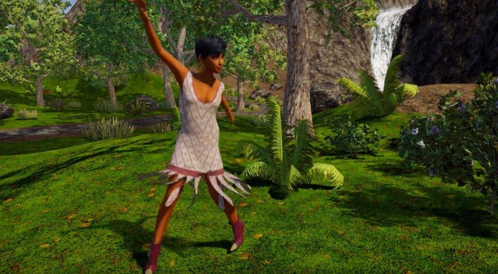Gilda Flapper Dress