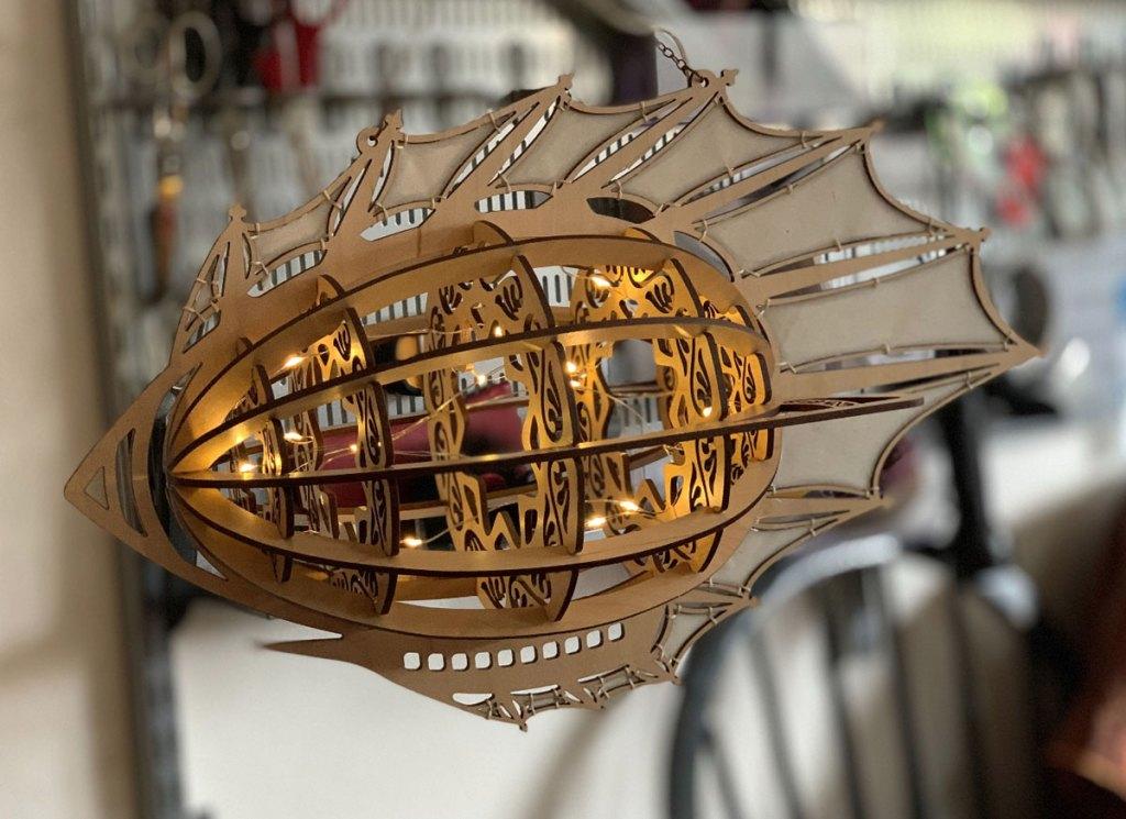 Airship Lamps