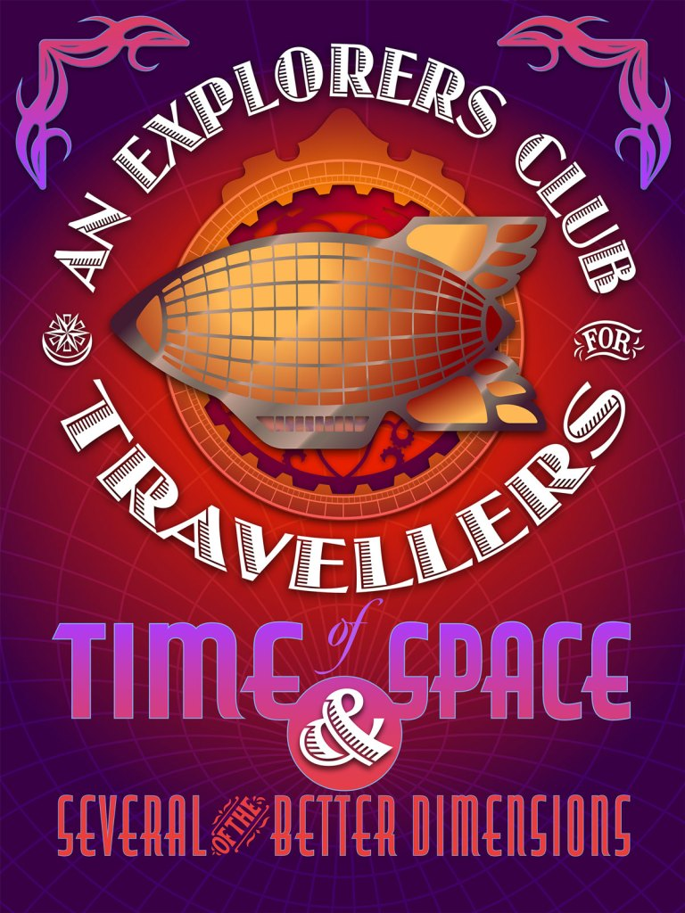 Explorer's Club Poster