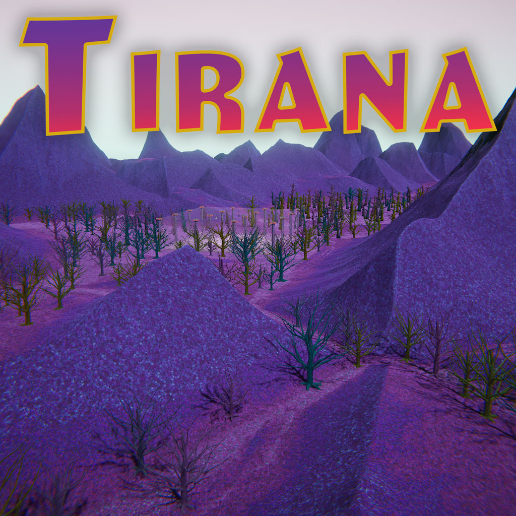 Tirana Rainbow Forest