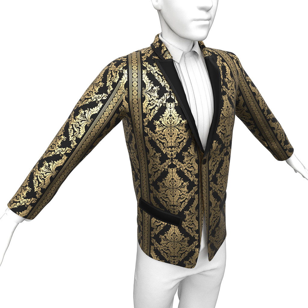 Gold Jacket