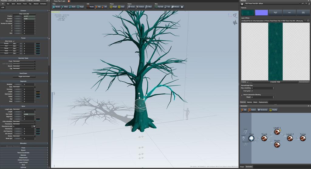 Designing Trees