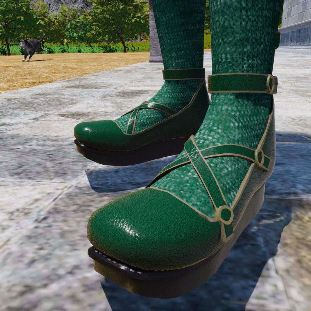 Green Platforms