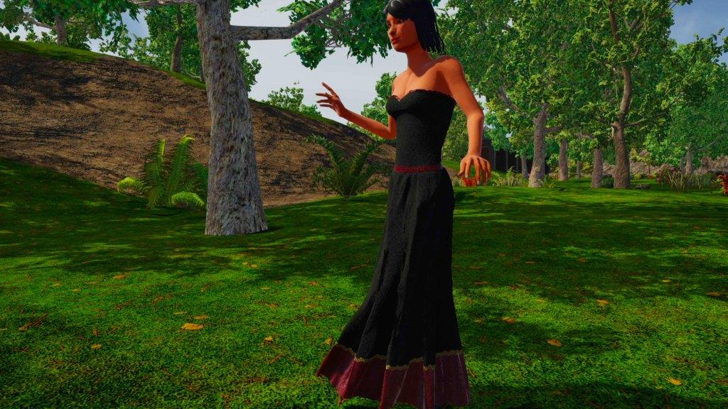 Allegro Gown