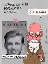 Psychiatrie moderne et pathologies récurantes