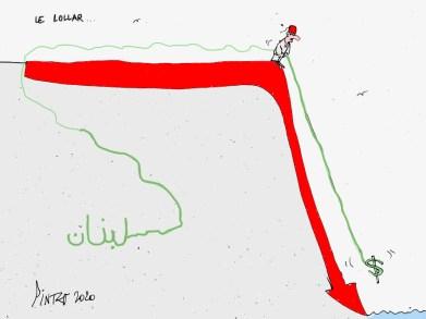 le dollar libanais