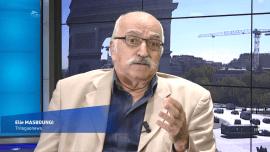 Elias Masboungi élu Président de la Presse Etrangère en France