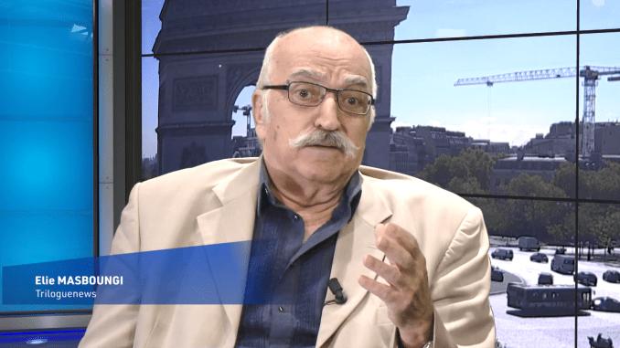 MDC : Elias Masboungi, président de l'APE , l'interviewié par Gaby Lteif