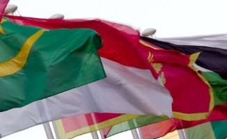 drapeau zone moyen-orient