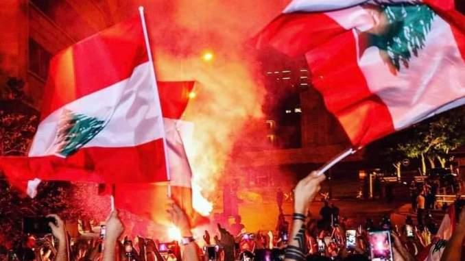 Le Momentum Politique Libanais