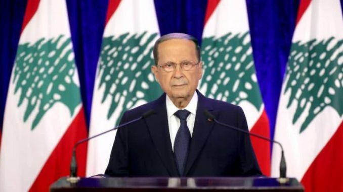 Discours : Michel Aoun, à l'occasion de la fête de l'indépendance du Liban