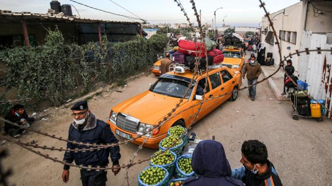 Blockade of the Gaza Strip has pushed more than one million people below poverty line