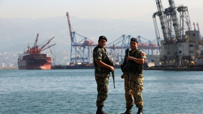 Lebanese maritime security: Navigating rough seas with good policy