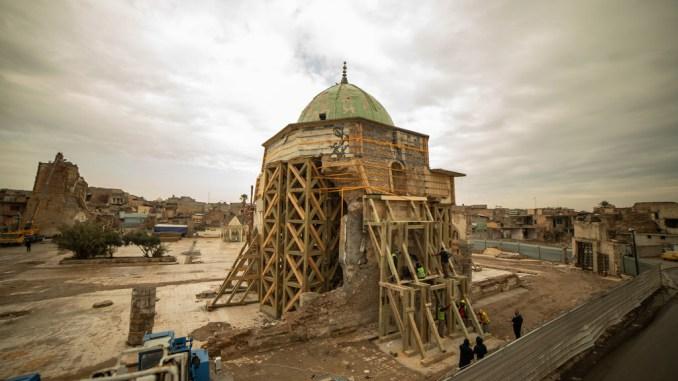 Mosquée Al-Nouri de Mossoul: l'UNESCO lance un concours d'architecture pour la reconstruire