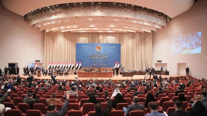 Bagdad présente son budget de crise