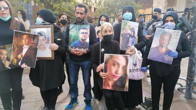 'Who killed my father?': families of Beirut blast victims desperate for answers