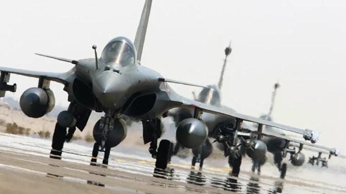 La France s'apprêterait à vendre des Rafale aux Émirats arabes unis