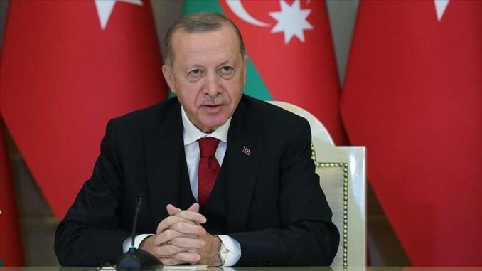 Erdogan déclare que sous certaines conditions la Turquie peut rouvrir ses frontières avec l'Arménie