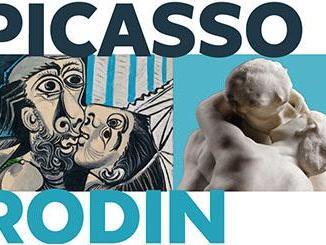 Picasso - Rodin. Une exposition, deux lieux.
