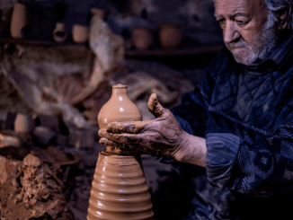 Syrian potter preserves family's 450-year-old craft