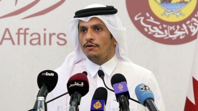 Qatar calls on Gulf nations to engage in diplomacy with Iran
