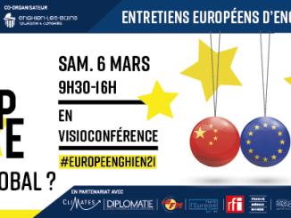 13ème édition des Entretiens européens d'Enghien