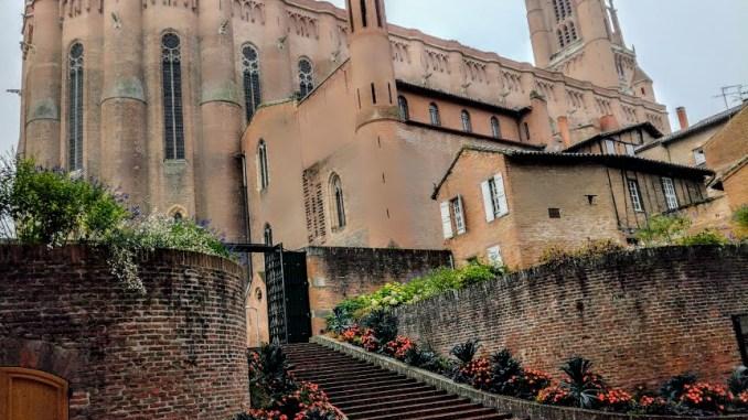 Albi, à l'ombre de la cathédrale Sainte-Cécile, un peintre à scandale, Toulouse-Lautrec