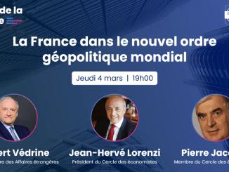 L'état de la France : le cycle de séminaires du Cercle des économistes
