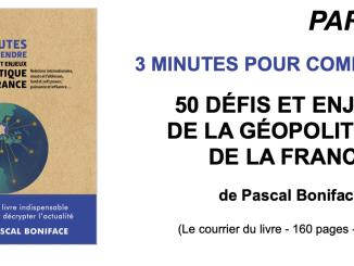 50 défis et enjeux de la géopolitique de la France