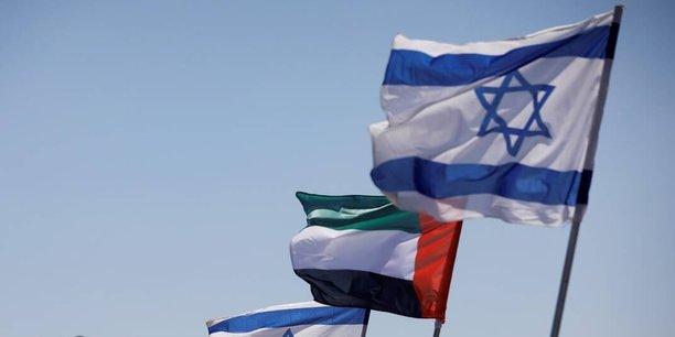Les Émirats vont investir 10 milliards de dollars en Israël