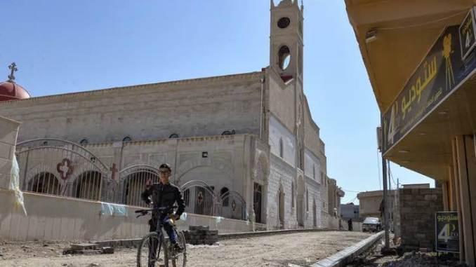 Voyage du pape en Irak: Karakoch, à la recherche de la légèreté perdue