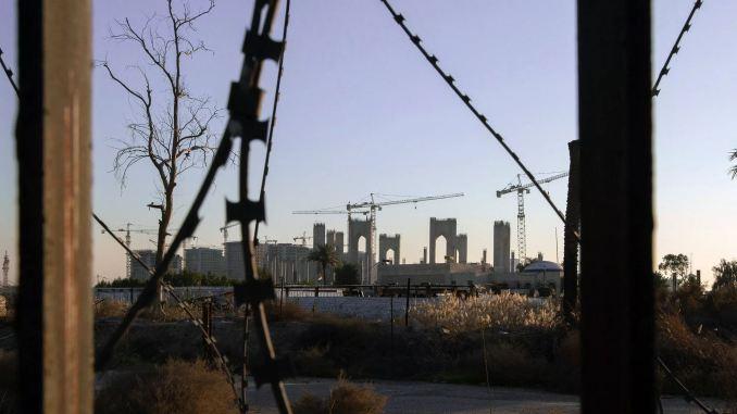 Irak. Le dernier chantier extravagant de Saddam Hussein