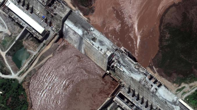 Egypt calls for legally binding deal in dam dispute with Ethiopia
