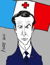 Macron le 31-poisson d'avril