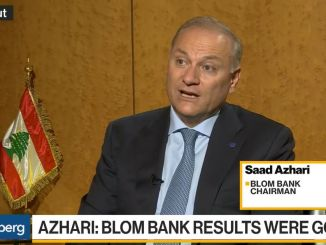 Top Lebanese banker speaks out on how to fix what ails economy