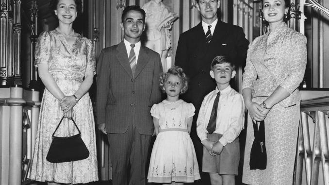 L'histoire du prince Philip avec le Moyen-Orient