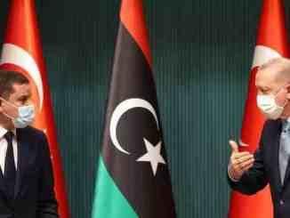 Visite du dirigeant Libyen en Turquie: les bonnes affaires d'Erdogan
