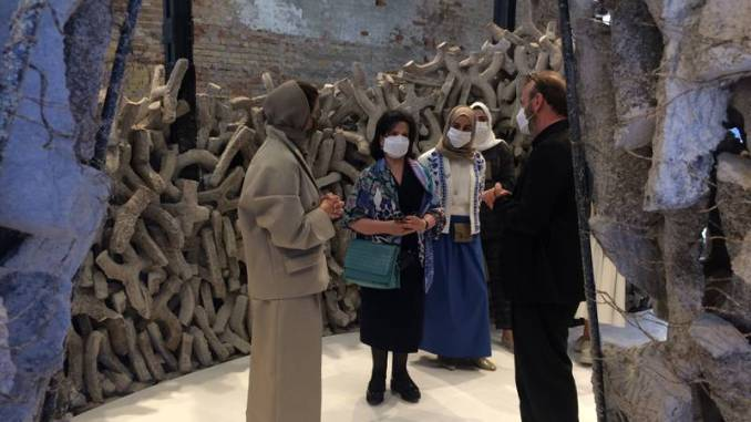UAE's win at the Venice Biennale can make our cities greener