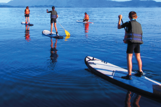 Stand Up Paddle (SUP)