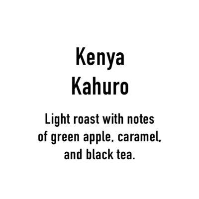 Kenya Kahuro