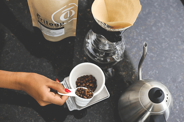 trilogy coffee subscription for home