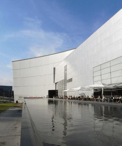 ヘルシンキ現代美術館「キアズマ」